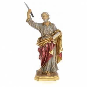 Bartholomew the Apostle wood paste, extra finish s1