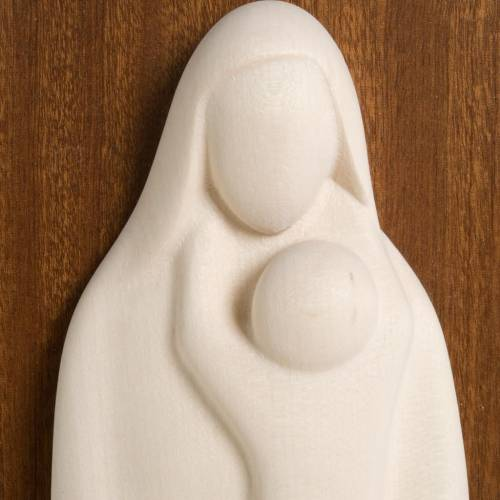 Bas-relief Vierge Marie s2