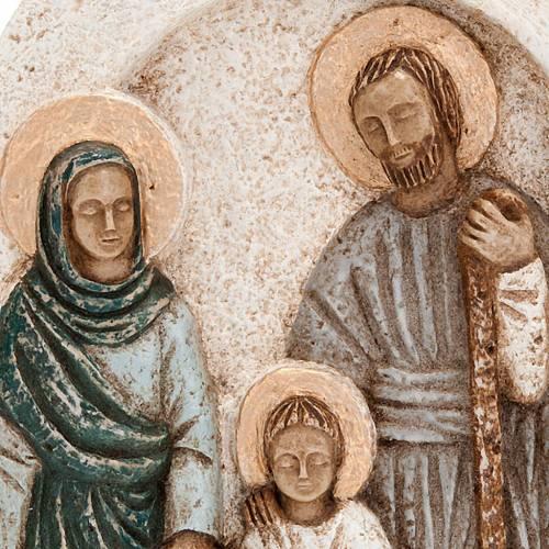 Bassorilievo Sacra Famiglia s4