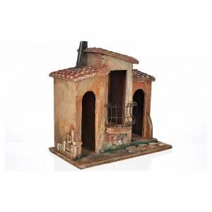 Borgo presepe Fontanini cm 12 s2