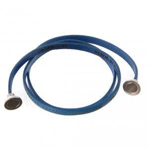 Bracelet AMEN phrase Mère Teresa de Calcutta ITA bleu s3