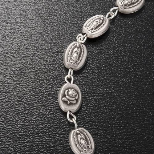 Bracelet Ghirelli Notre Dame de Guadalupe laiton 6x8mm s3