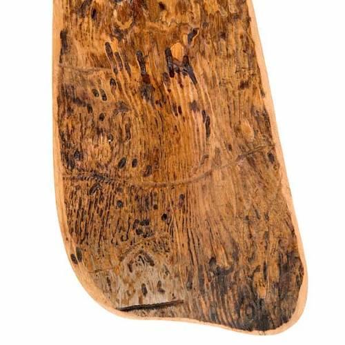 Bright olive wood bark tau cross s2