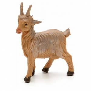 Animales para el pesebre: Cabra de pie 6,5 cm Fontanini