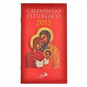 Calendari e altri libri religiosi: Calendario Liturgico 2015 San Paolo