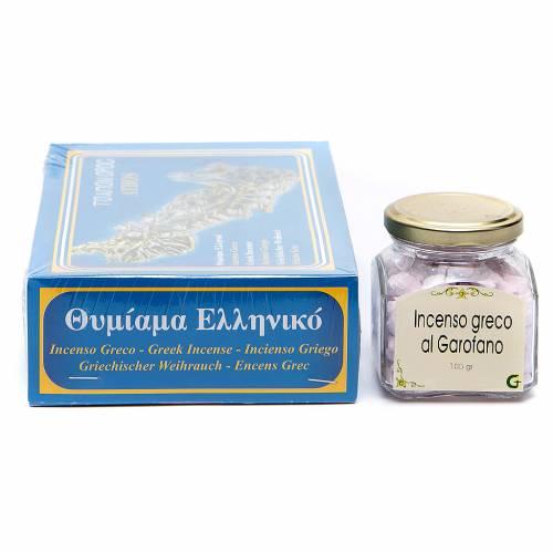 Carnation scented Greek incense s2