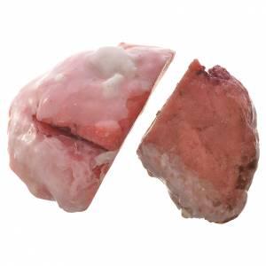 Carne appesa in cera per figure presepe 20-24 cm assortiti s3