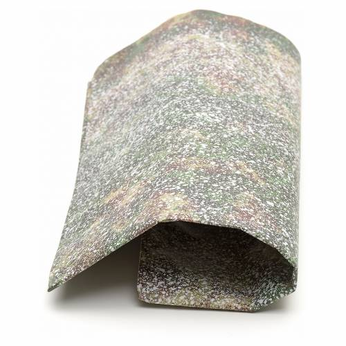 Carta roccia con neve 70x100 cm s2
