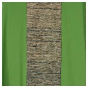 Casula 100% pura lana con riporto 100% pura seta s7
