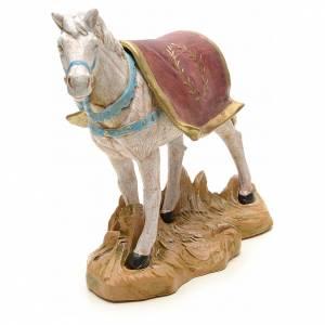 Cavallo bianco 19 cm Fontanini s4
