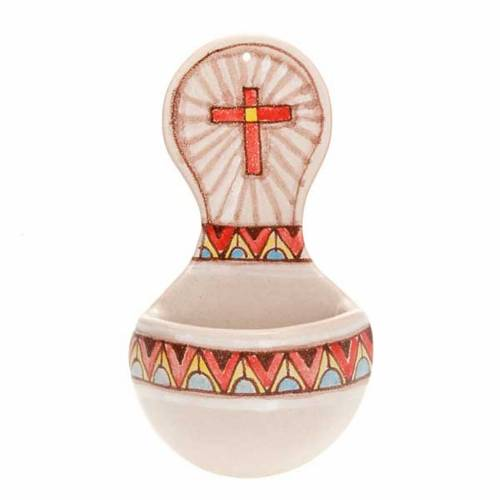 Ceramic round waterfont s2