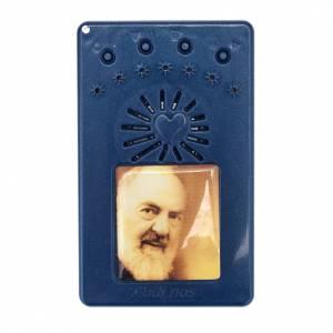 Chapelet digital avec prière de la divine miséricorde bleu s1