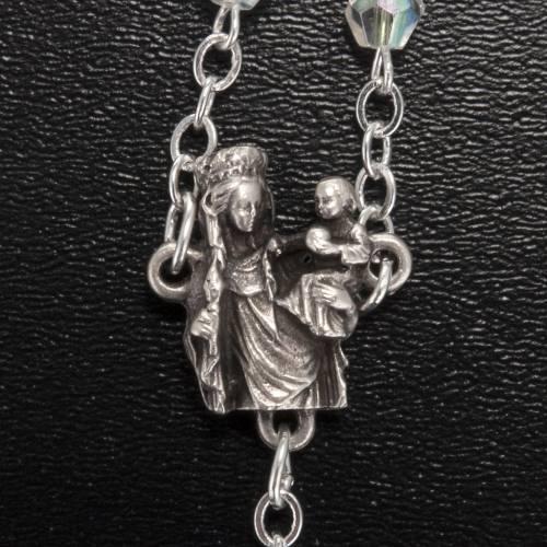 Chapelet Ghirelli Notre Dame de Paris transparent 5mm s3