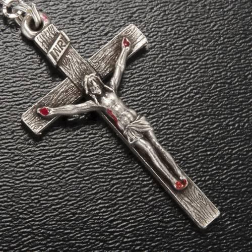 Chapelet Ghirelli Saint Pio de Pietralcina 6mm s4