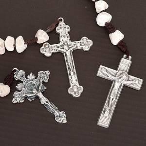 Chapelet Medjugorie pierre, croix divers s6