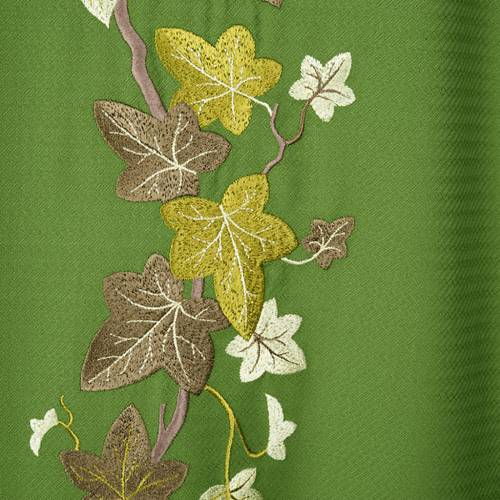 Chasuble and stole, ivy and pelican s10