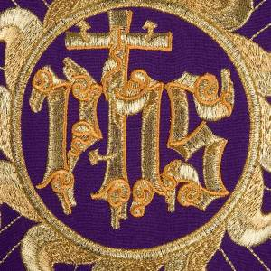 Chasuble and stole, sun and cross s3