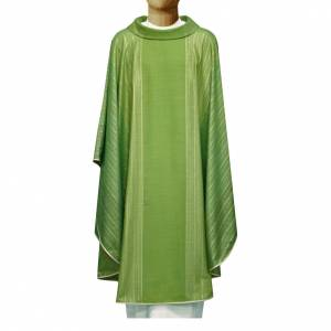 Chasuble in Tasmanian wool with double twisted yarn s2
