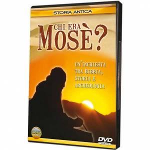 DVD Religiosi: Chi era Mosè?