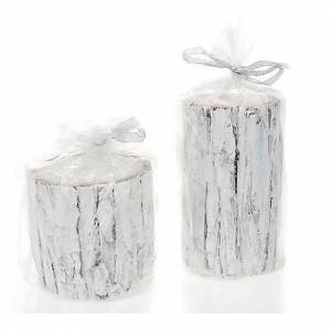 Christmas candles: Christmas trunk candle