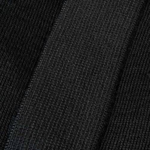 Clergyman black polo-shirt s3