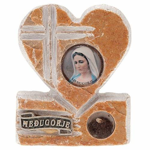 Coeur en pierre Medjugorje s1