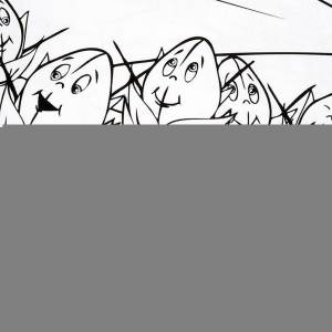 Colora la parabola del Granello di Senapa s2