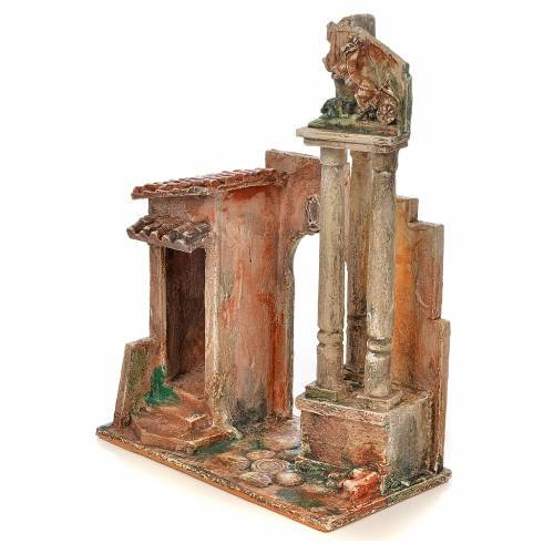 Columnas romanas pesebre Fontanini cm. 12 s3