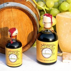Condimento Balsamico 100 ml invecchiato 5 anni s6