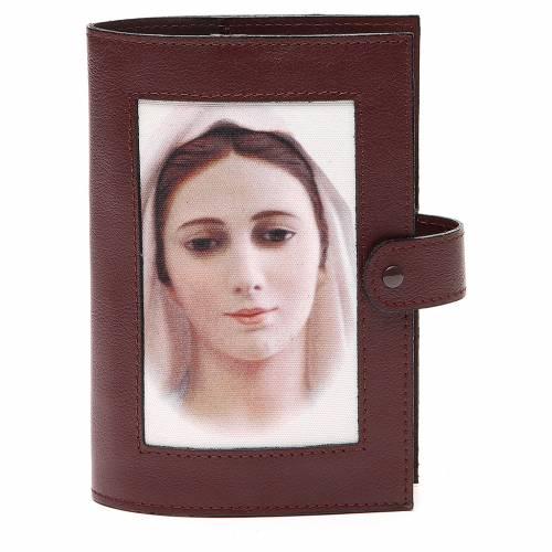 Cop. Lit. 4 vol. pelle testa di moro Madonna immagine s1
