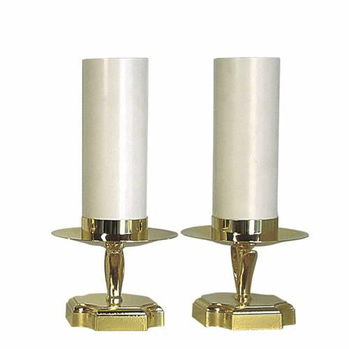 Coppia candelieri completi s1