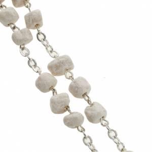Rosari Medjugorje: Coroncina della pace Medjugorje pietra bianca