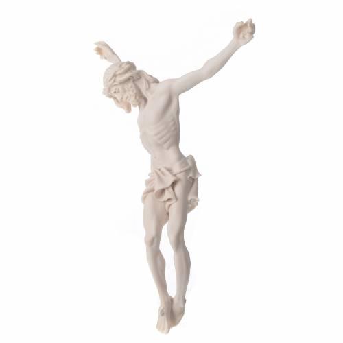Corpo di Cristo 37 cm polvere di marmo fin. Neutro s8