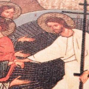 Couverture lectionnaire cuir Résurrection s2