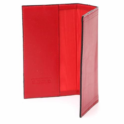 Couverture Lit. Vol. unique cuir rouge Ancre de Salut s3