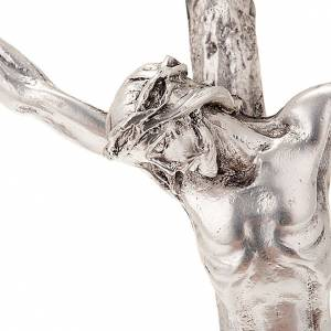 Crocefisso pastorale Giovanni Paolo II 12x28cm s2
