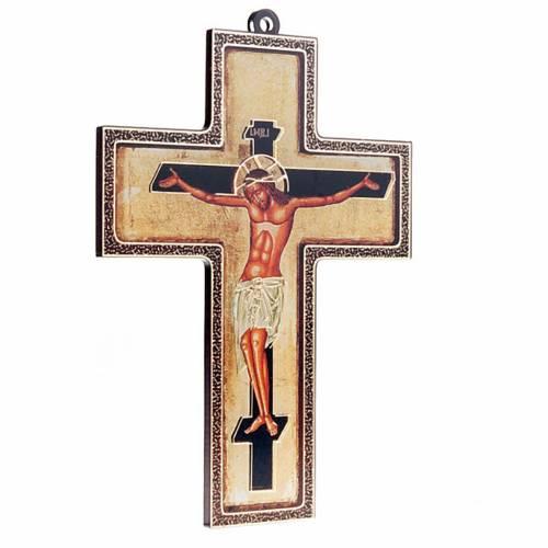 Crocifisso Bizantino plexiglass s3