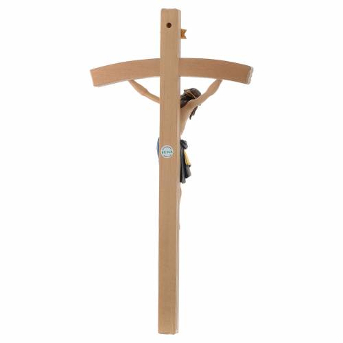 Crucifix Siena, peint, croix s4