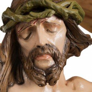 Cuerpo de Cristo  100 cm en fibra de vidrio s2