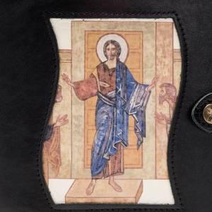 Custodia Neocatecumenale nera Cristo Pantocratico s2
