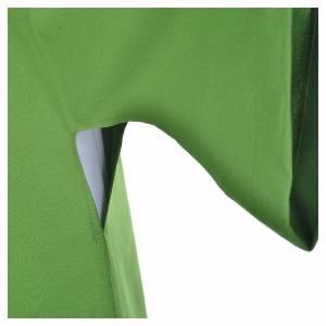 Dalmatik, Rauchmantel und Pluvial: Dalmatik mit Franziskaner Emblem Polyester