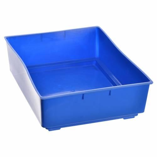 Depósito para fuentes para belenes 27.5x20x7.5 s2