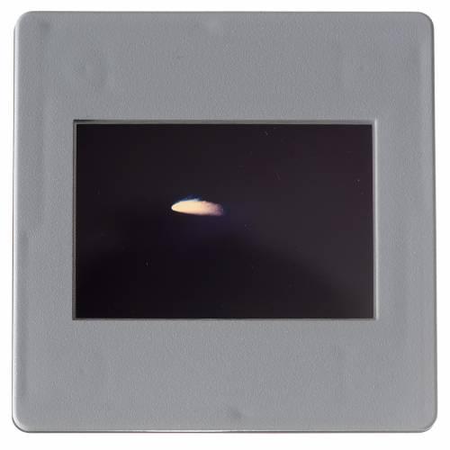 Diapositive pour crèche Comète Hale-Bopp s1