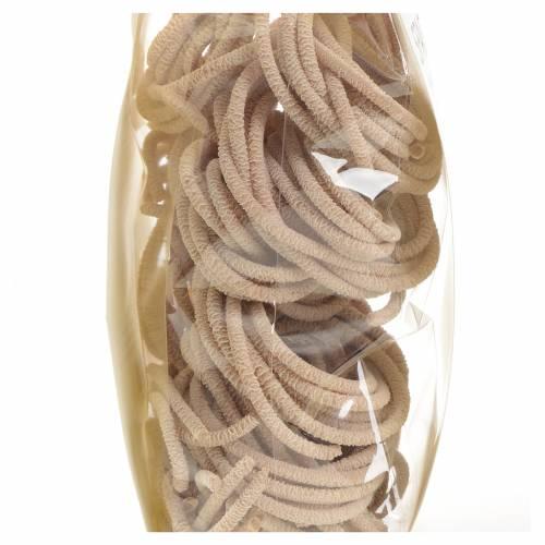 Espagueti grano duro Monasterio Siloe 250g s2