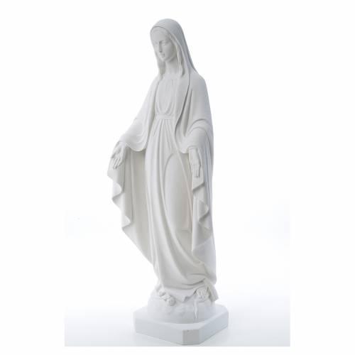 Estatua de la Milagrosa polvo de mármol 50-80 cm s2