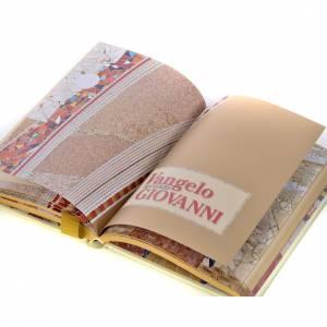 Evangiles avec images en couleur pour ambon ITALIEN s5