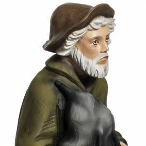 Fiberglas Statuen: Fiberglas Dudelsackspieler 60 cm