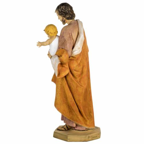 Figura San José 100 cm resina Fontanini s8