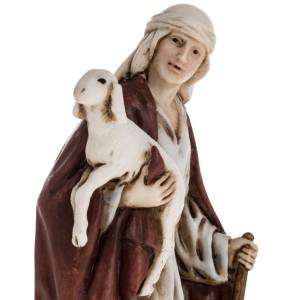 Figurines for Landi nativities, Good Shepherd 11cm s2
