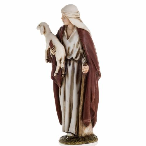 Figurines for Landi nativities, Good Shepherd 11cm 3